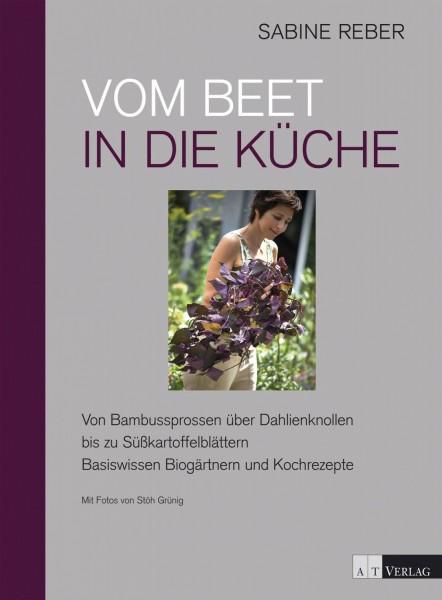 Buch 'Vom Beet in die Küche'