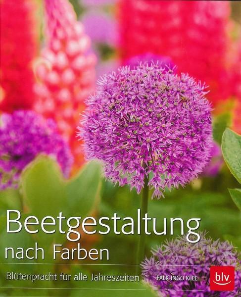 Buch 'Beetgestaltung nach Farben'