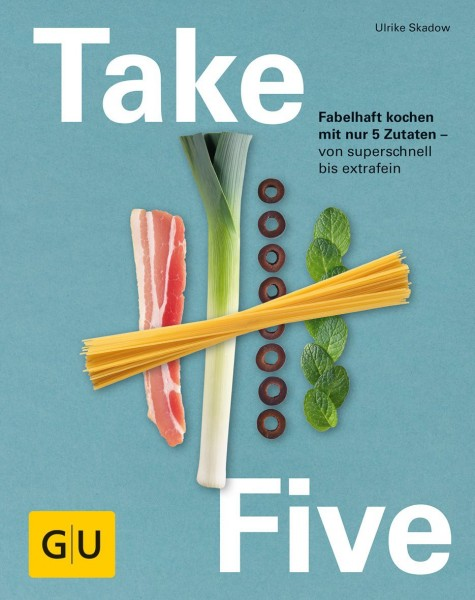 Buch 'Take Five'