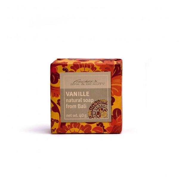 """Naturseife """"Vanille"""", 40 g, aus 100% natürlichen Inhaltsstoffen"""