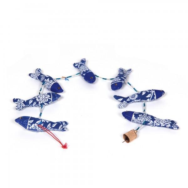 """7er """"Girlande Fische"""", L 95 cm"""