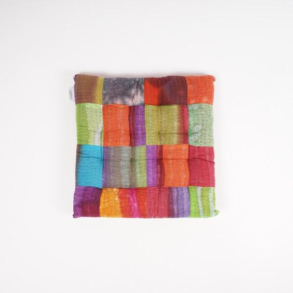 """Sitzkissen """"Boulderdash"""", multicolor, L 40 cm, B 40 cm"""