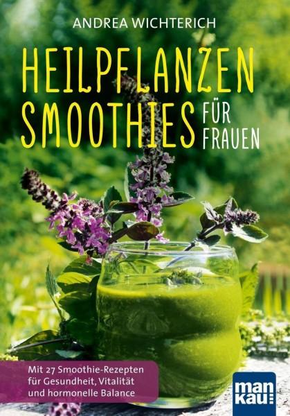 Buch 'Heilpflanzensmoothies für Frauen'