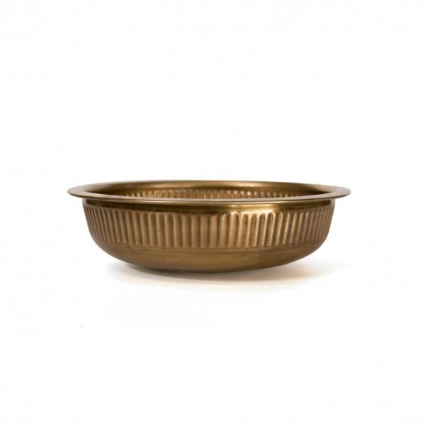 "Metallschale ""Antique S"", Ø 13,5 cm"