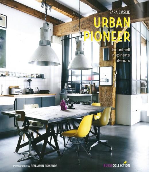 Buch 'Urban Pioneer'