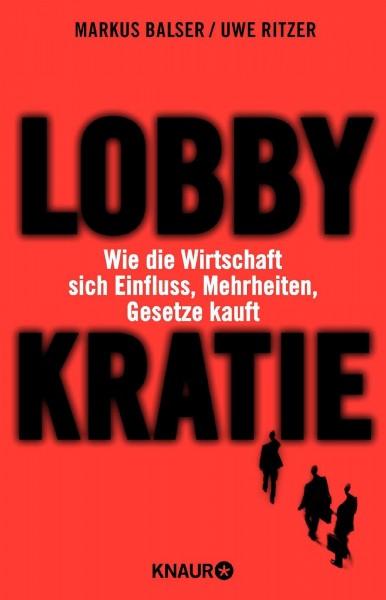 Buch 'Lobbykratie'