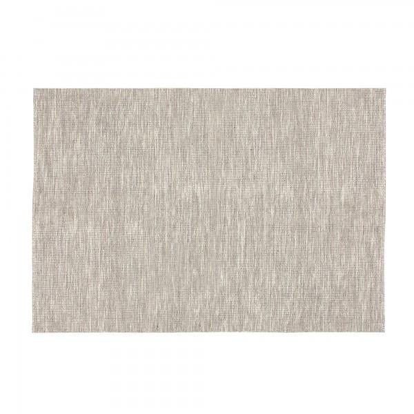 Teppich 'Dvadasi', grau, weiß, T 140 cm, B 200 cm