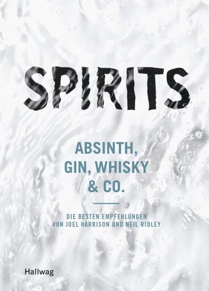 Buch 'Spirits'
