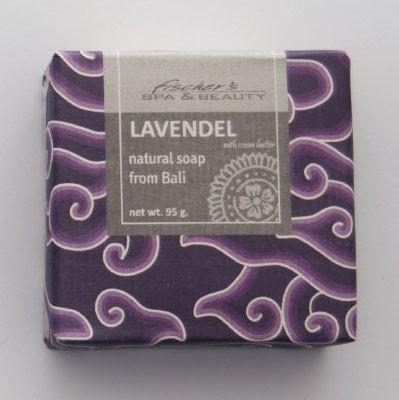 """Naturseife """"Lavendel"""", 95 g, aus 100% natürlichen Inhaltsstoffen"""