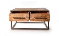 Tisch 'Sveg', L 80 cm, B 80 cm, H 40 cm