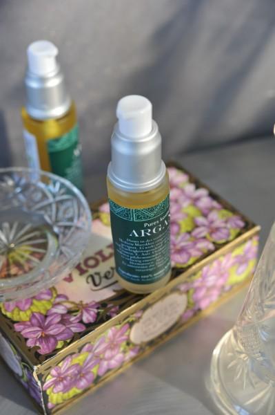 Reines kosmetisches Arganöl, 30 ml