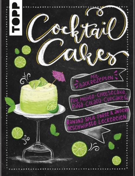 Buch 'Cocktail Cakes'