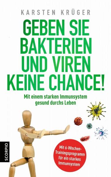 Buch 'Geben Sie Bakterien und Viren keine Chance'