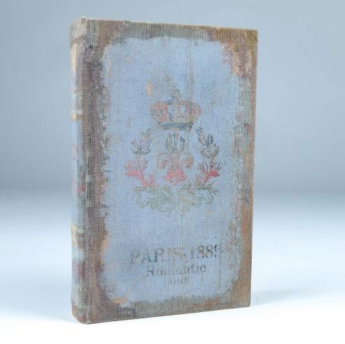 """Buch-Tresor """"Crown"""", L 5 cm, B 17 cm, H 26 cm"""