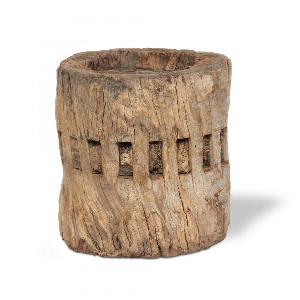 Radnabe antik, natur, Ø 20-30 cm, H 20-28 cm