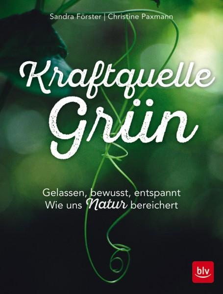Buch 'Kraftquelle Grün'