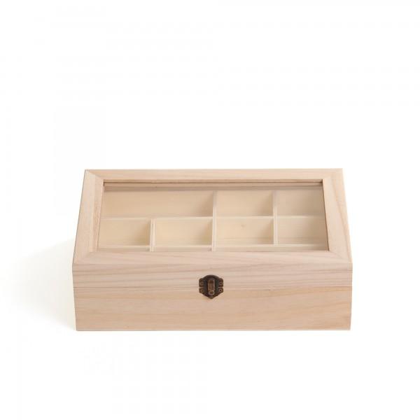 """Schmuckkasten """"Shizu"""", L 20 cm, B 30 cm, H 8 cm"""