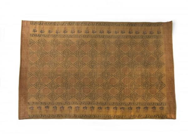 """Teppich """"Bhopal"""", handbedruckt, L 200 cm, B 140 cm"""