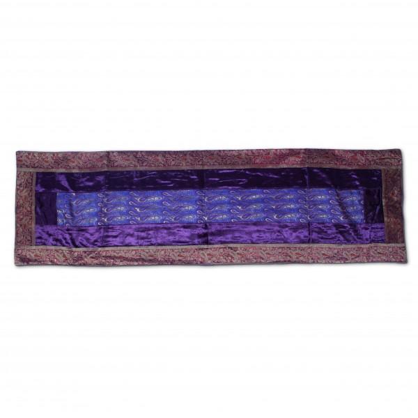 Tischläufer, lila, L 42 cm, B 150 cm