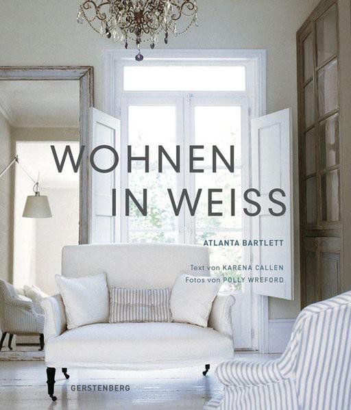 Buch 'Wohnen in weiß'