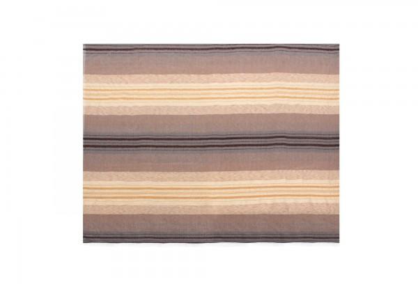 Decke aus Sabra, sand, T 300 cm, B 200 cm