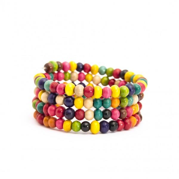 """Armreif """"Perlen"""", multicolor"""