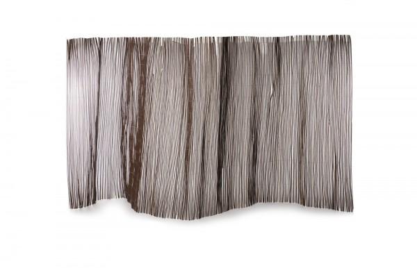 Sichtblende aus Weidenstock, braun, B 400 cm, H 150 cm