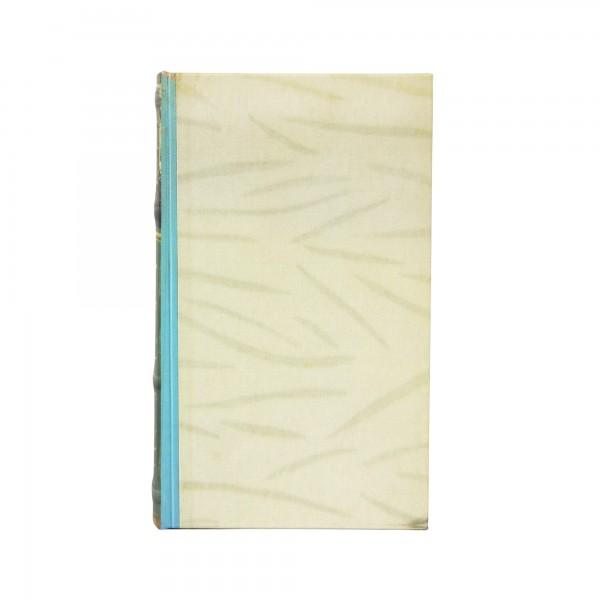 Buchhülle 'Vom Winde verweht' mit Schließfach, T 5 cm, B 13 cm, H 21 cm