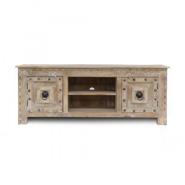 TV-Board 'Samarkand', natur, T 43 cm, B 163 cm, H 63 cm