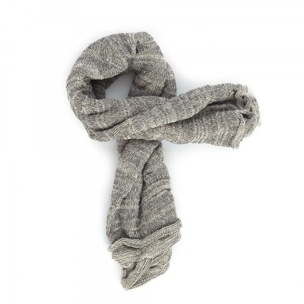 Magic Infinity Scarf, grau, T 80 cm, B 60 cm