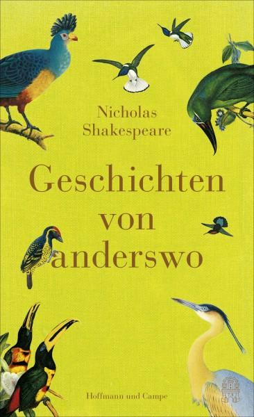 Buch 'Geschichten von anderswo'