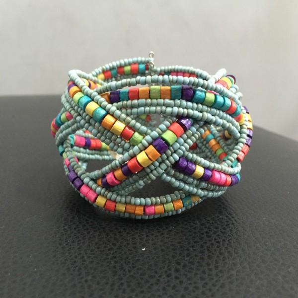 "Armband ""Sky Atom"", multicolor"