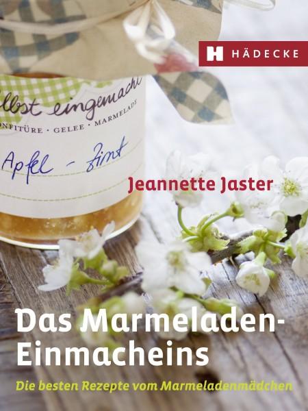 Buch 'Das Marmeladen-Einmacheins'