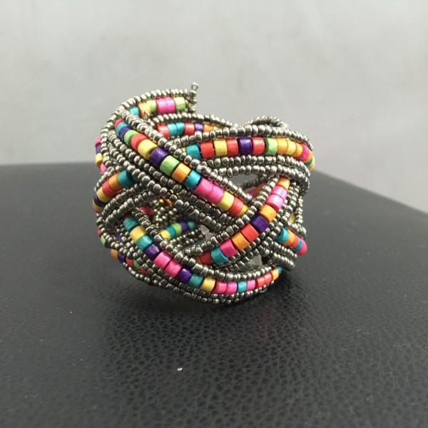 "Armband ""Dust Atom"", multicolor"