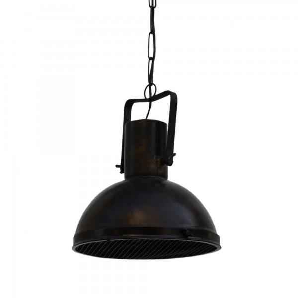 Lampe 'Sleek', schwarz, Ø 31 cm, H 28 cm