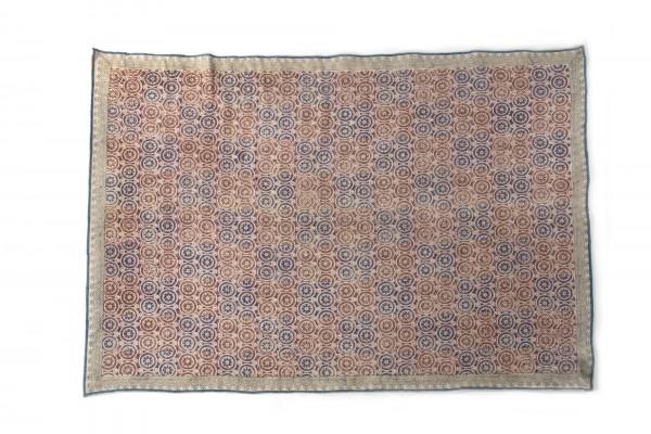 """Teppich """"Madurai"""", handbedruckt, L 200 cm, B 140 cm"""