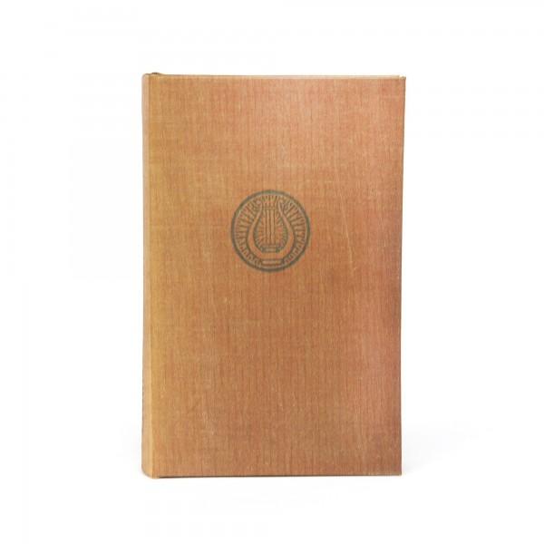 Buchhülle 'Das Alte Testament II', T 3 cm, B 11 cm, H 17 cm