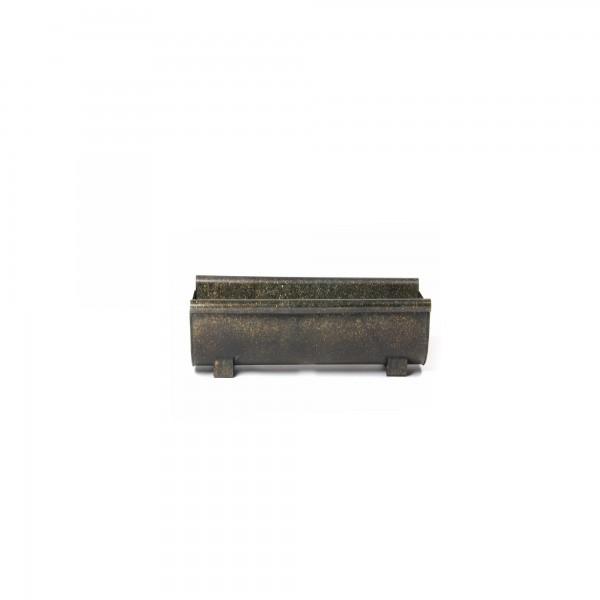 Pflanzkasten, Größe XS, aus metall, L 16 cm, B 40 cm, H 10 cm