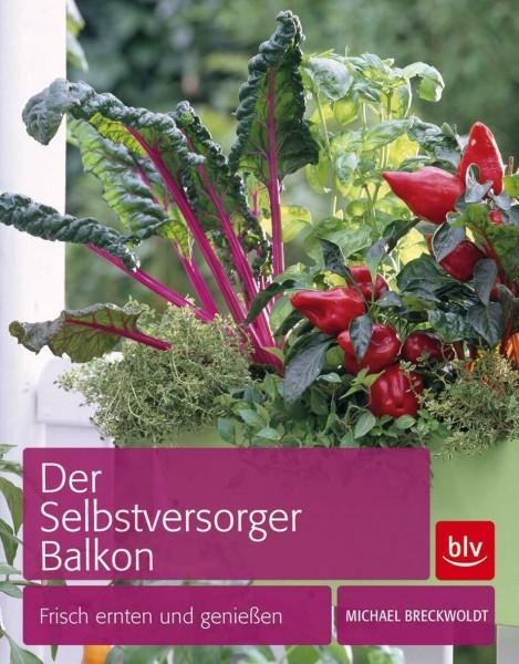 Buch 'Selbstversoger Balkon'
