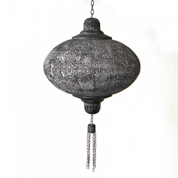 "Laterne ""Mildura"", aus Metall, Ø 42 cm, H 44 cm"