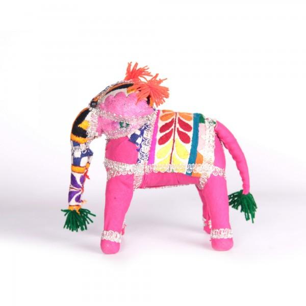 Deko Elefant, multicolor, B 25 cm, H 20 cm