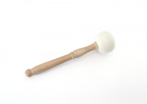 Gongschlegel, Ø 5,5 cm, H 24 cm