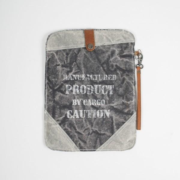 "iPad Tasche ""Cargo"", beige, L 20 cm, B 29 cm"