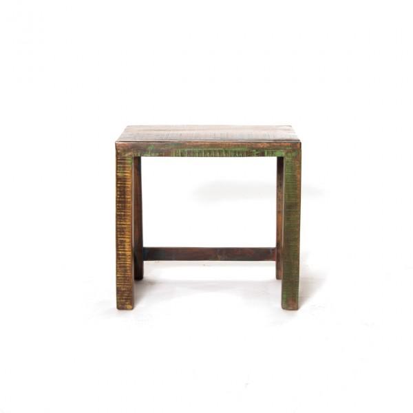 """Beistelltisch """"Hove"""" aus Akazienholz, Größe L, L 33 cm, B 50 cm, H 47 cm"""