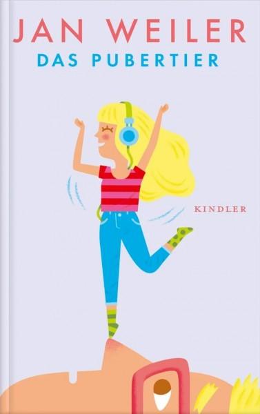 Buch 'Das Pubertier'