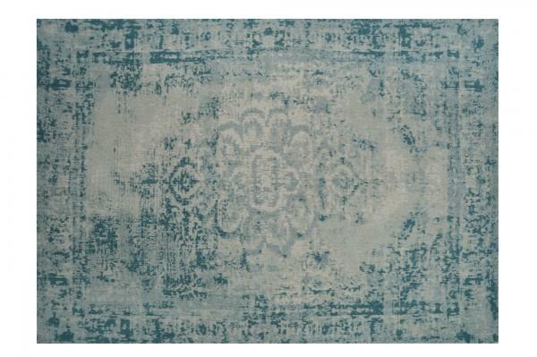 Teppich 'Mahani', cremeweiß, grüntöne, T 140 cm, B 200 cm