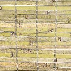 Rollo Bambus, schilf, L 200 cm, B 90 cm