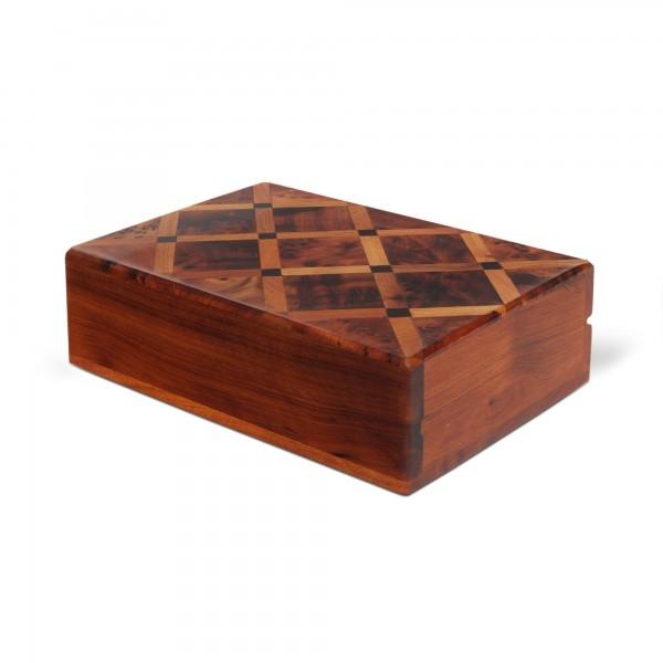 Thuja Box, T 10 cm, B 14,5 cm, H 5 cm
