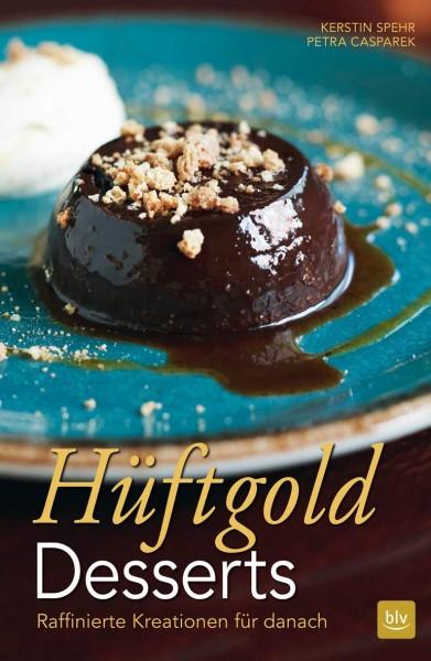 Buch 'Hüftgold Desserts'