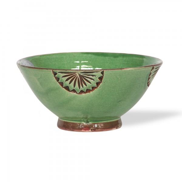 Schale, grün, Ø 20 cm